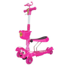Girls Lobster Frog Scooter